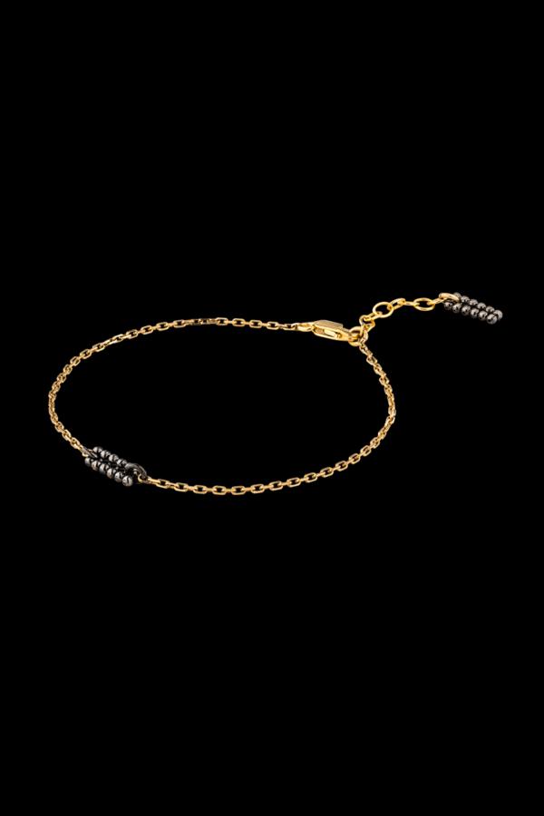 bracelet-cellule-104-jaune-noir-x1