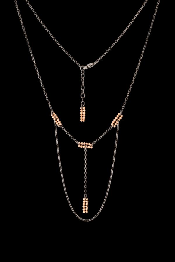 collier-pendule-cellule-104-noir-rose